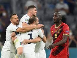 Italy vs Belgium: Euro 2020 QF - Youth ...