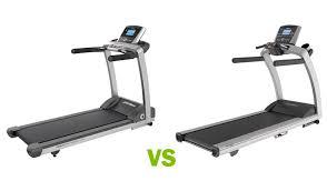 life fitness treadmill t3 vs t5