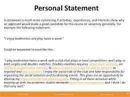 best personal statement 1 best essay