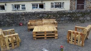 rustic pallet furniture. Rustic Pallet Furniture Sets L