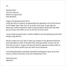 sample rental agreement letter 7 documents in pdf word child support agreement letter