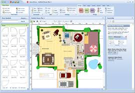 Floor Plan Drawing Software Free Easy Floor Plans With Measurements