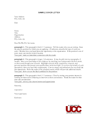 Writing A Cover Letter Without Contact Information