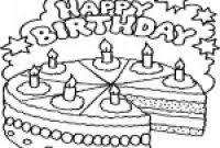 Kleurplaten En Zo Verjaardag Klupaatswebsite