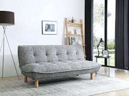 white leather futon sofa bed faux comfy pillow top beds furniture beautiful image of