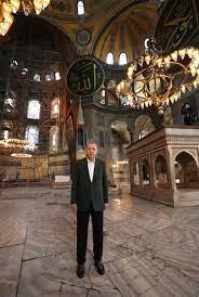 """رجب طيب أردوغان on Twitter: """"آيا صوفيا… """""""