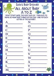 6 Fun And Creative Baby Shower Games  Baby Shower Games Gaming Beach Theme Baby Shower Games