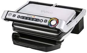 t fal gc702 optigrill indoor contact electric grill