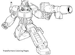 Transformer Coloring Sheet Bumblebee Transformer Coloring Pages