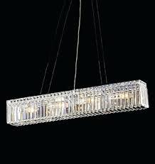 crystal rectangular chandelier linear crystal linear crystal crystal rectangular chandelier restoration hardware