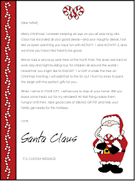 santa letter templates s christmas letter from santa letter templates s christmas letter from santa