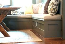 diy banquette breakfast diy banquette seating cushions