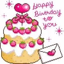 Happy Birthday Niece Gifs Tenor