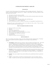 Skills Summary For Resume Awesome Free Skills Resume Template Summary Of Qualifications 23