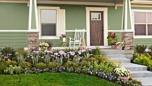 Front Porch Potted Plants Ideas U0026 Tips  Fetching Image Of Container Garden Ideas For Front Porch