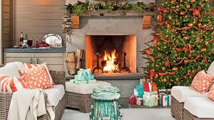 Living Room Christmas Decorating 100 Fresh Christmas Decorating Ideas Southern Living