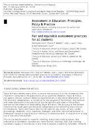 statistics research paper memento