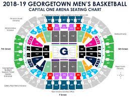 Capital Arena Seating Chart 52 Genuine Washington Capitals Arena Map