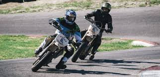supermoto is how the best learn to ride fast gear patrol