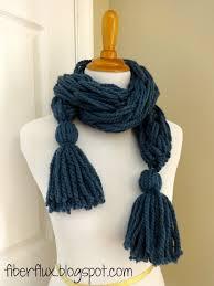 Arm Knitting Patterns Custom Fiber Flux Free Knitting PatternArm Knit Tassel Scarf