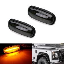 Land Rover Defender Red Warning Light Auto Parts And Vehicles Land Rover Defender 90 110 Tdi