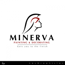Painting And Decorating Logo Design