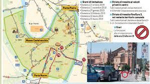 Mobility Day: la mappa di divieti, deroghe e navette