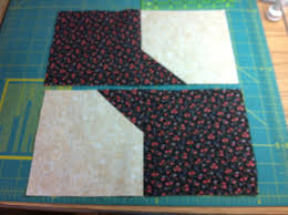 Magpie Quilts: Easy Bow Tie Quilt Block Tutorial & Join these together to make your block! Horray! You're finished! Easy Peasy! Adamdwight.com