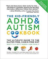 Autism Vs Adhd Chart The Kid Friendly Adhd Autism Cookbook Updated And Revised