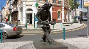 Centre <b>Stage</b> - Review of <b>Rory Gallagher</b> Statue, Ballyshannon ...
