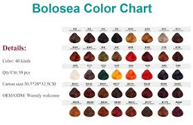 Hair Dye Colors Chart Hot Selling Salon For Hair Color Chart For Hair Dyeing Buy Hair Colour Chart Hair Colour Chart Hair Dye Color Book Product On Alibaba Com
