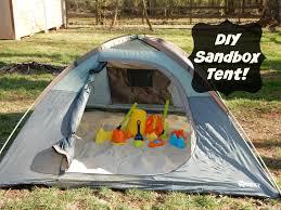 Diy Tent Diy Sandbox Tent Original Youtube