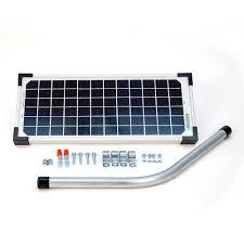 mighty mule universal garage door opener receiver for gate opener 10 watt solar panel kit for electric gate opener