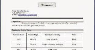best mba finance resume format mba freshers resume format