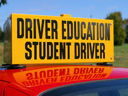 Teen driver driver education program