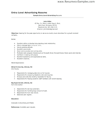 Part Time Job Cv Template Related Post Basic Job Resume Examples Objective Mmventures Co