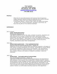 Medical Transcription Resume Medical Transcription Resume Sugarflesh 6