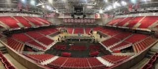 Aew Liacouras Center Seating Chart Sports And Cultural Events In Downtown Philadelphia The