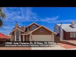 12061 Jose Cisneros Dr, El Paso, TX 79936 ~~ Great Eastside Home Features