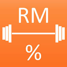 Rep Percentage Chart Repmax Percentage By Luis Machado