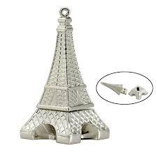<b>Civetman</b> 128GB <b>USB 2.0</b> Flash Drive Metal Eiffel Tower Shape ...