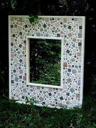 view in gallery tile mosaic garden mirrors