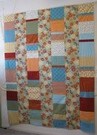 Five and Dime Quilt Pattern by All Washed Up in bright colors ... & Five and Dime Quilt Pattern by All Washed Up in bright colors Adamdwight.com
