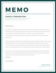 This Concise Policy Memo Template Is The Epitome Of Simplicity It ...