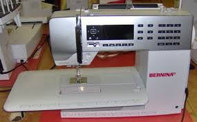 Bernina 530 Record Sewing Machine Review