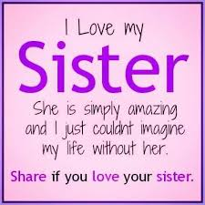 I Love My Twin Sister Quotes