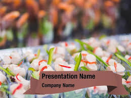 Free Food Powerpoint Templates Free Food Catering Powerpoint Template Backgrounds Food