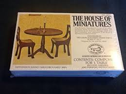 funky house furniture. get quotations the house of miniature doll furniture hepplewhite round table circa early 1800u0027s funky h