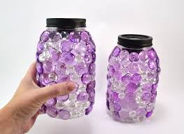 Crafts With Mason Jars Aleenes Glue Products Craft Diy Project Adhesives Glittering