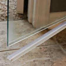 bath glass door cleaning. how to clean the plastic strip at bottom of a glass shower door bath cleaning f